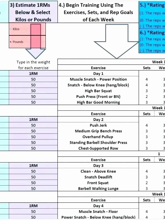 Google Sheets Weight Loss Template Unique 99 Workout Tracker Spreadsheet Exercise Performance