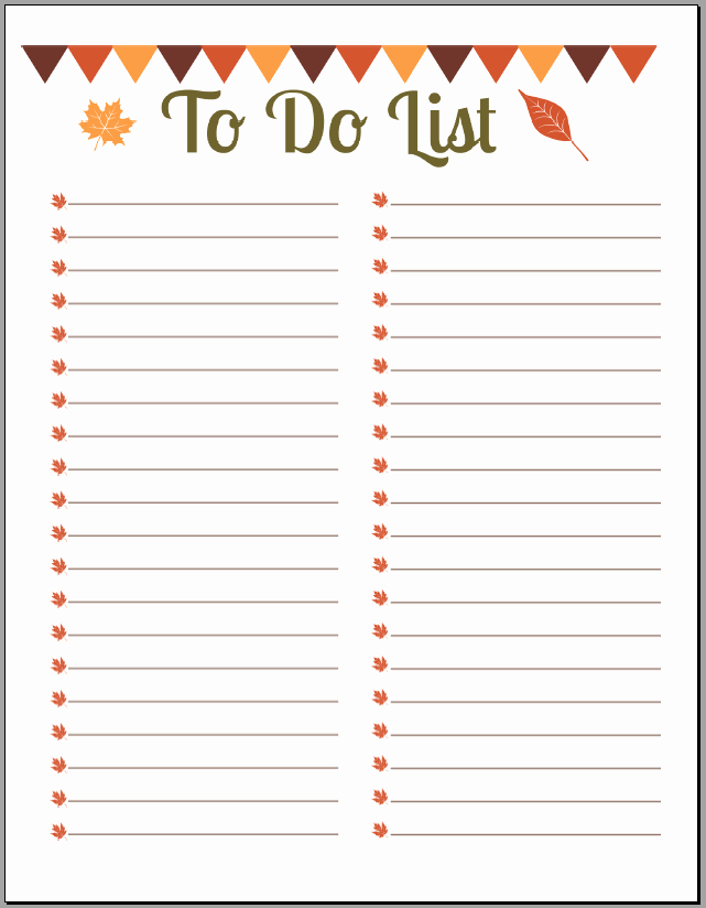 Google to Do List Template Luxury October to Do List Google Search