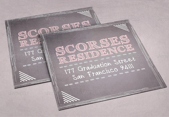 Graduation Address Labels Template Free Fresh Address Label Template – 31 Free Eps Ai Illustrator