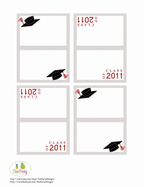 Graduation Address Labels Template Free Lovely 28 Of 2016 Graduation Template Free Printable Label
