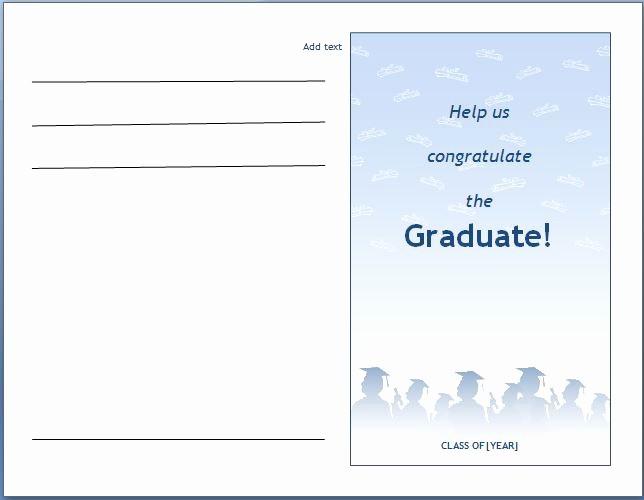 Graduation Party Invitation Template Word Awesome Ms Word Graduation Party Invitation Template