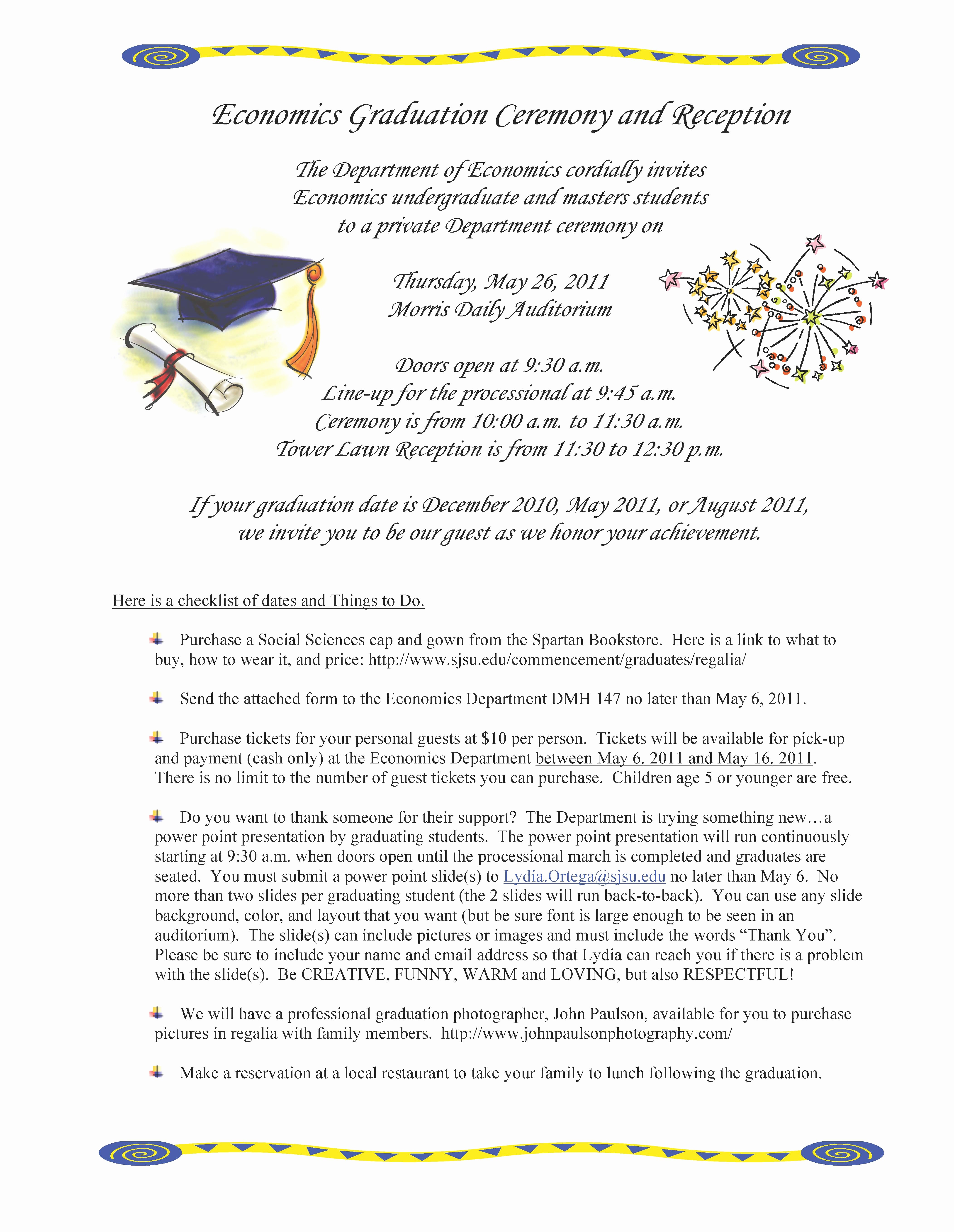 Graduation Program Template Microsoft Word Lovely Download Free software Tea Length Wedding Program