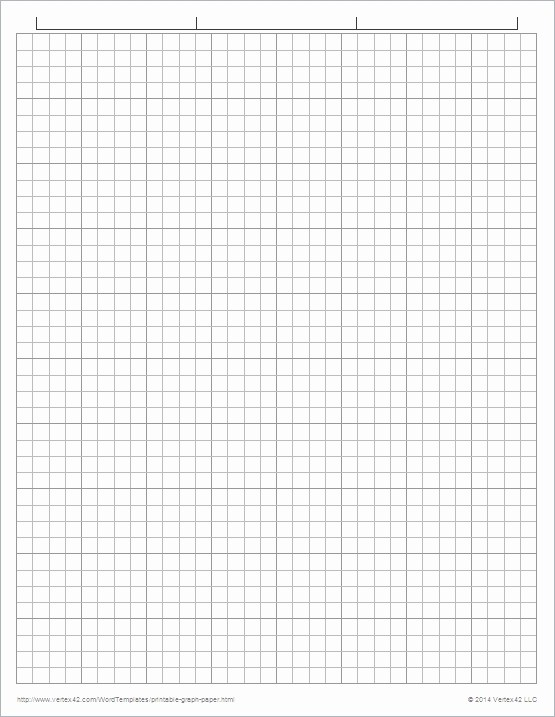 Graph Paper Template for Word Best Of 1 4 Inch Graph Paper Template
