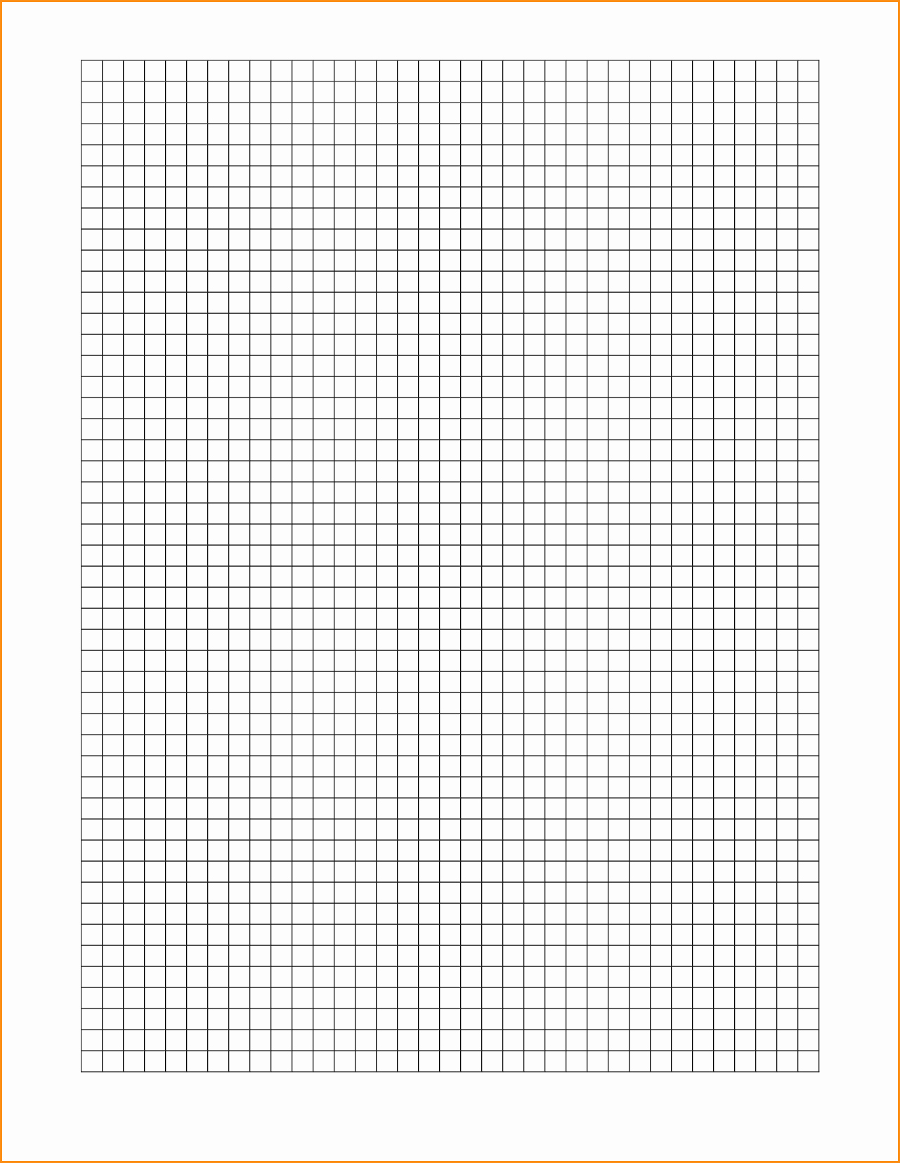Graph Paper Template for Word Best Of 12 Graph Paper Template Word