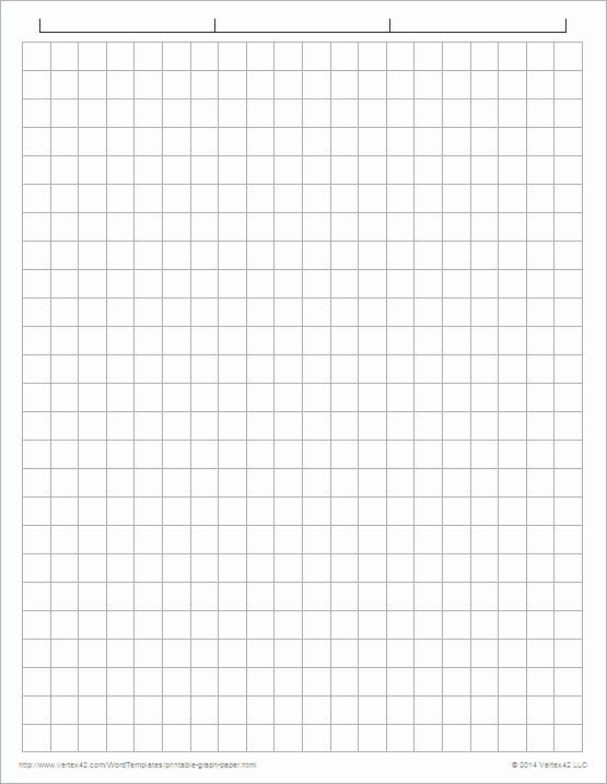 Graph Paper Template for Word Elegant Printable Graph Paper Templates for Word