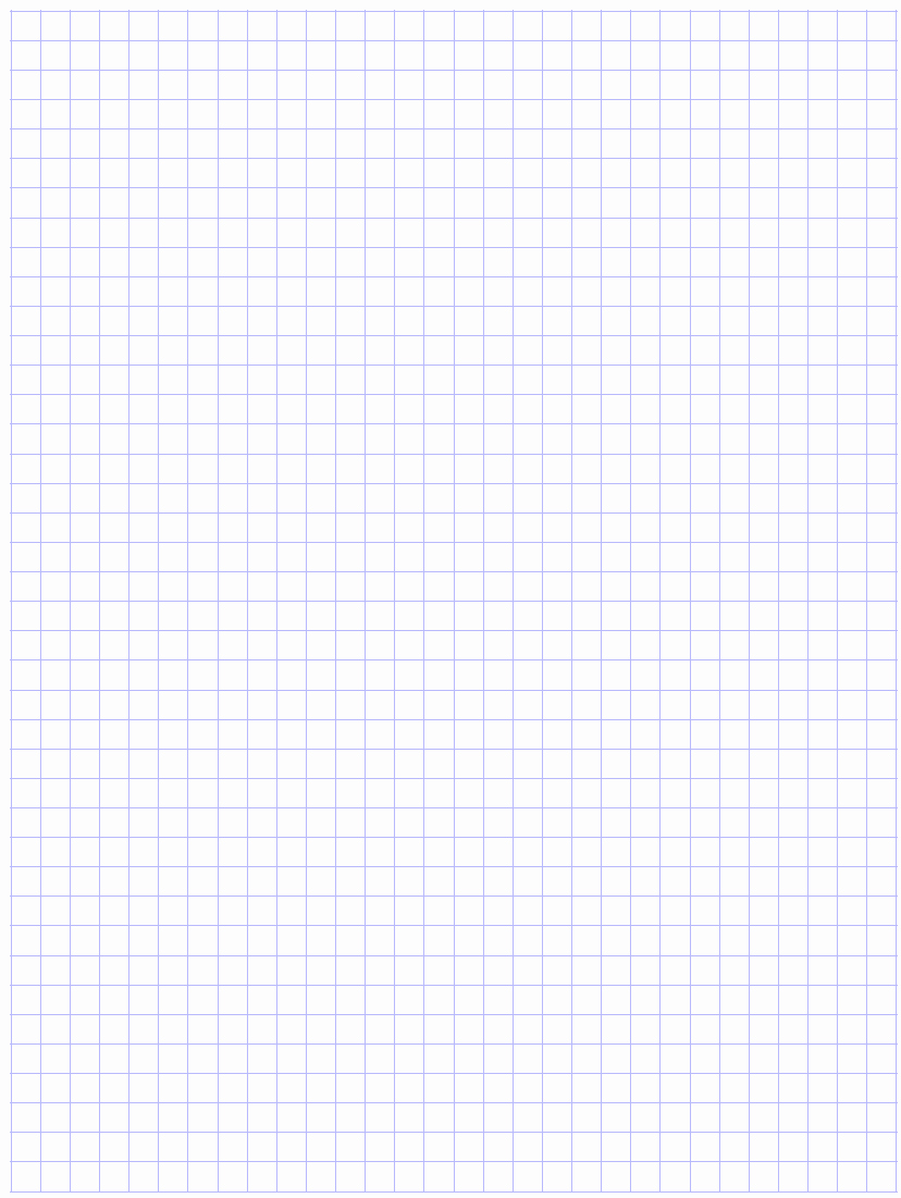 graph paper template free