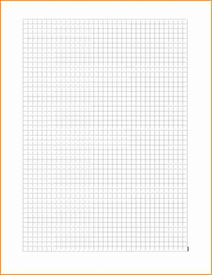 Graph Paper Template for Word Unique 12 Graph Paper Template Word