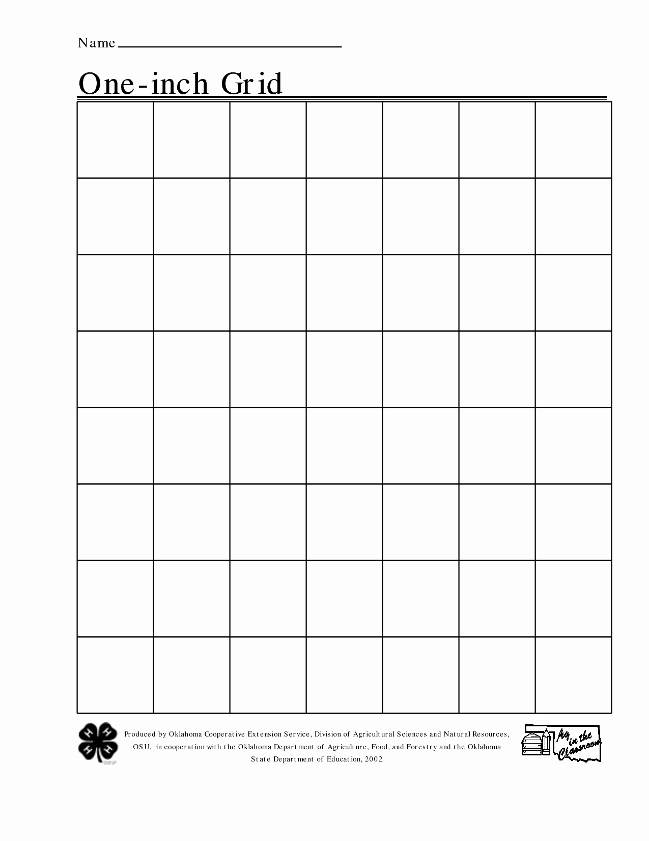 Graph Paper Template with Numbers Luxury Free Printable 1 Inch Grid Paper Math