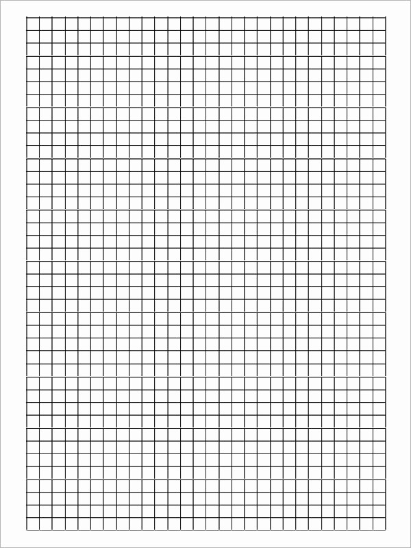 Graph Paper Template with Numbers New Blank Graph Paper 9 Download Free Documents In Pdf