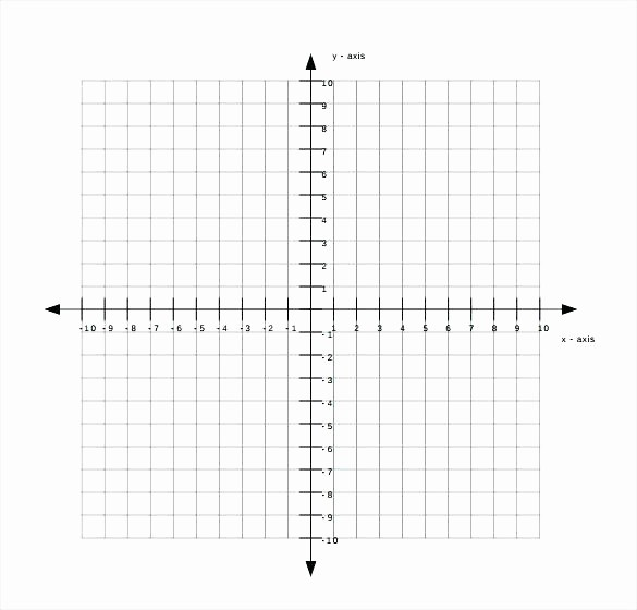Graph Paper to Print Out Awesome Free Printable Graph Paper How to Make A Line with Axis