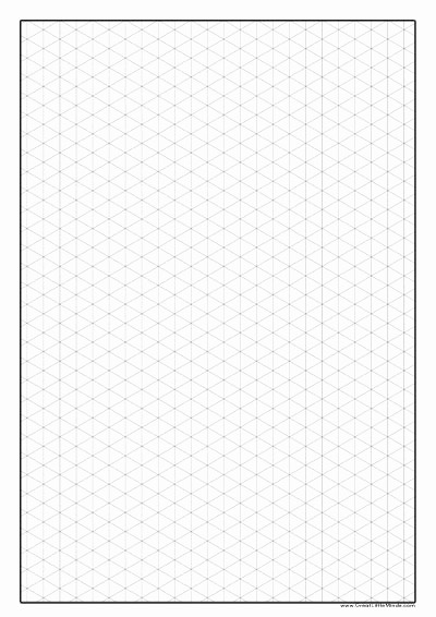 Graph Paper to Print Out Best Of the Gallery for isometric Drawing Paper
