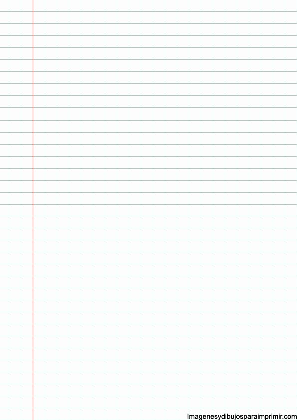 Graph Paper to Print Out Elegant Grid Sheet