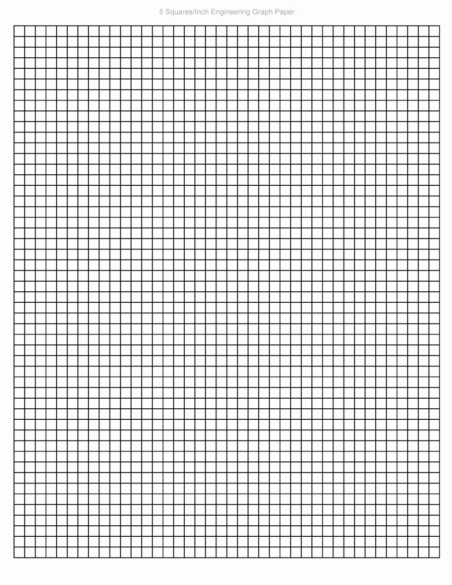 Graph Paper to Print Out Lovely 30 Free Printable Graph Paper Templates Word Pdf