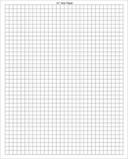 Graph Paper to Print Out Lovely 7 Sample Printable Graph Papers