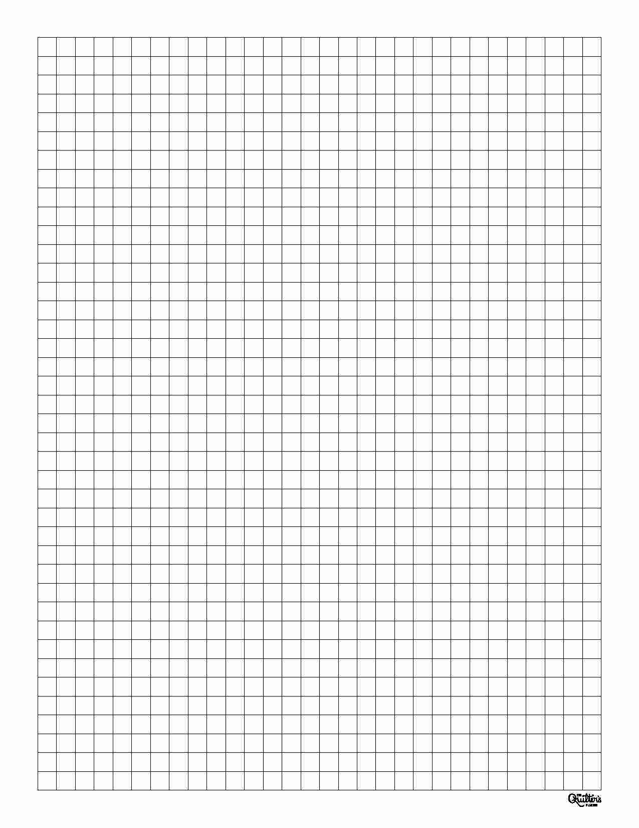 Graph Paper to Print Out Unique We All Know that Quilters Love Graph Paper Here are Free