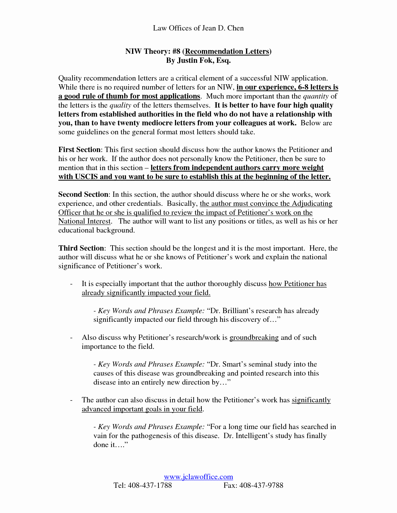 Green Card Reference Letter Example Best Of Uscis Letter Re Mendation Sample Cover Letter