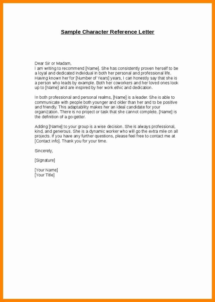 Green Card Reference Letter Example New Green Card Re Mendation Letter Sample Friend Image