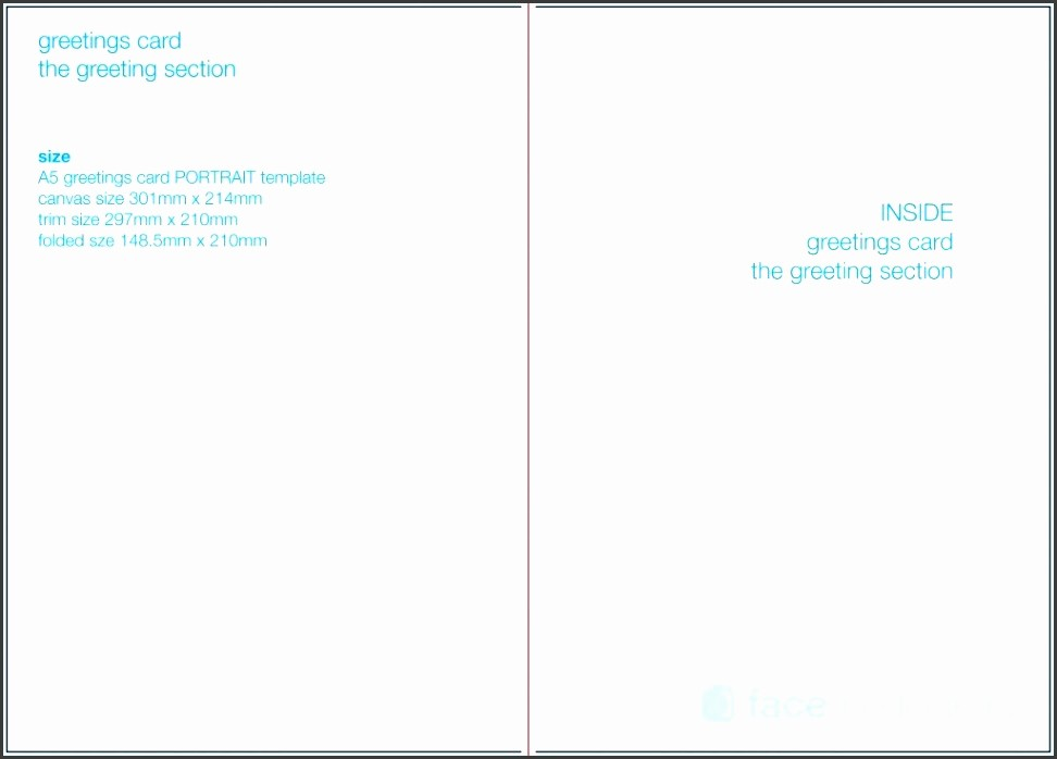 Greeting Cards Templates for Word Awesome 6 Birthday Card Template Word for Mac Sampletemplatess