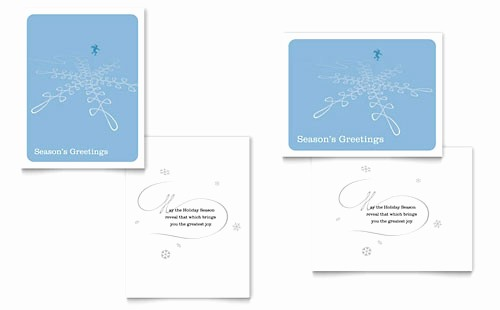 Greeting Cards Templates for Word New Free Greeting Card Template Microsoft Word & Publisher