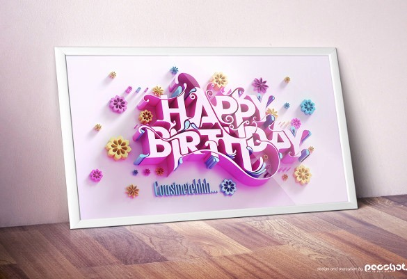 Greeting Cards Templates Free Downloads Awesome 21 Birthday Card Templates – Free Sample Example format