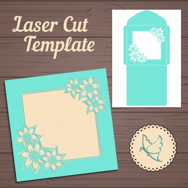 Greeting Cards Templates Free Downloads New Floral Greeting Card Template Vector