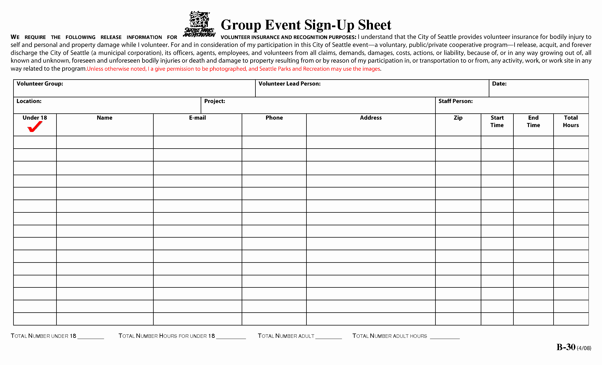 Group Sign In Sheet Template Inspirational Best S Of event Sign Up Sheet Printable Blank Sign