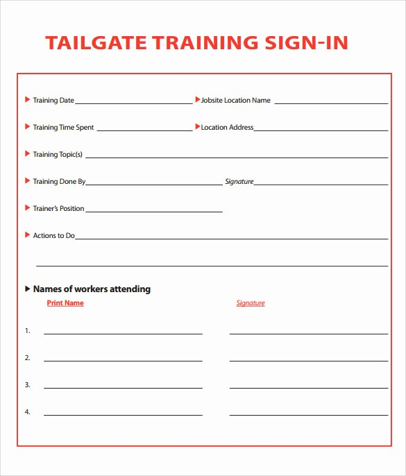 Group Sign In Sheet Template Luxury 16 Sample Training Sign In Sheets