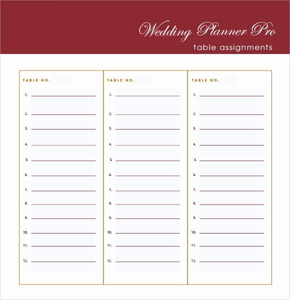 Guest List for Wedding Template Best Of 7 Wedding Guest List Samples