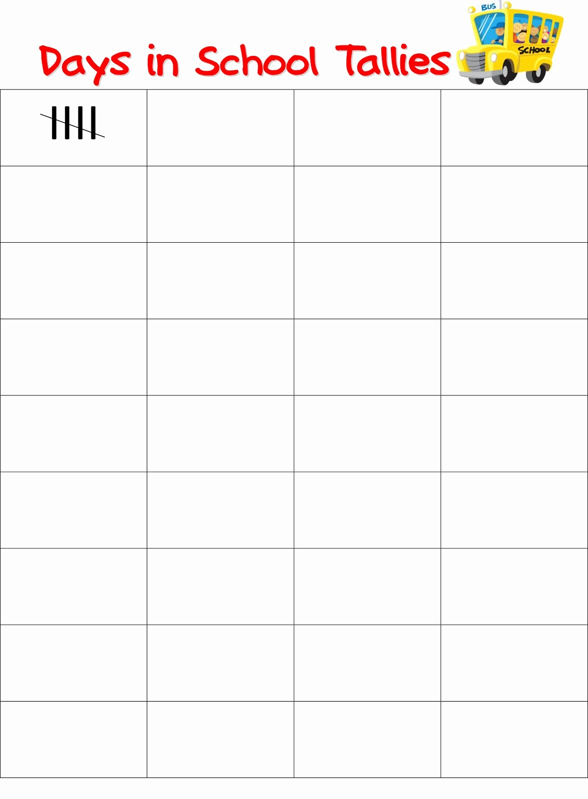 Gym Sign In Sheet Template Awesome Daily Binder Inserts Mom Envy