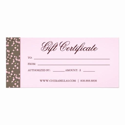 Hair Salon Gift Certificate Templates Inspirational Certificate Template Category Page 12 Efoza