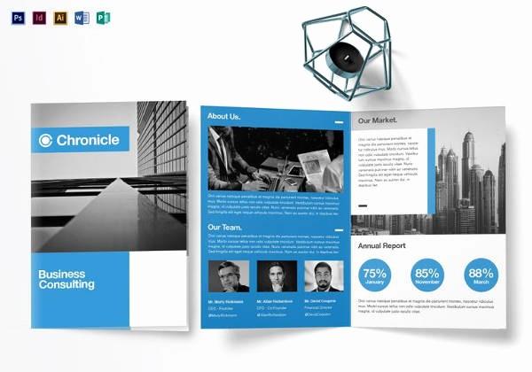 Half-fold Brochure Template Awesome 36 Half Fold Brochure Templates