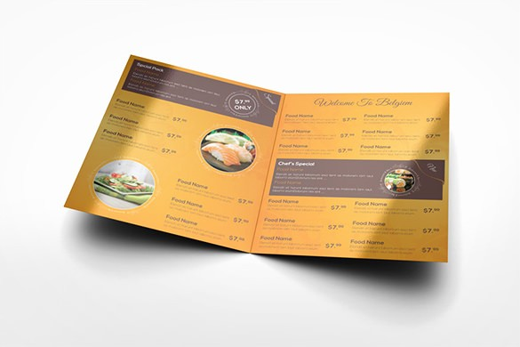 Half-fold Brochure Template Best Of 36 Half Fold Brochure Templates
