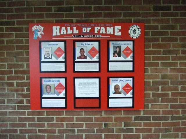 Hall Of Fame Certificate Template Best Of Graphics for athletics Hall Of Fame Displays