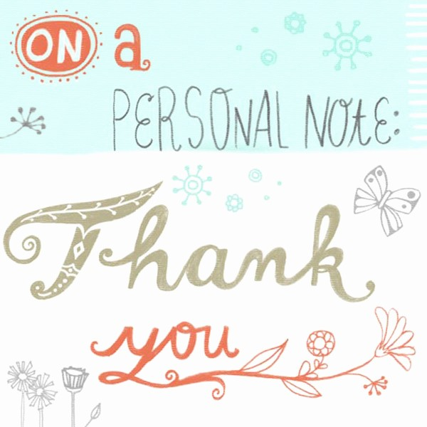 Hallmark Thank You Card Template New How to Write A Thank You Note