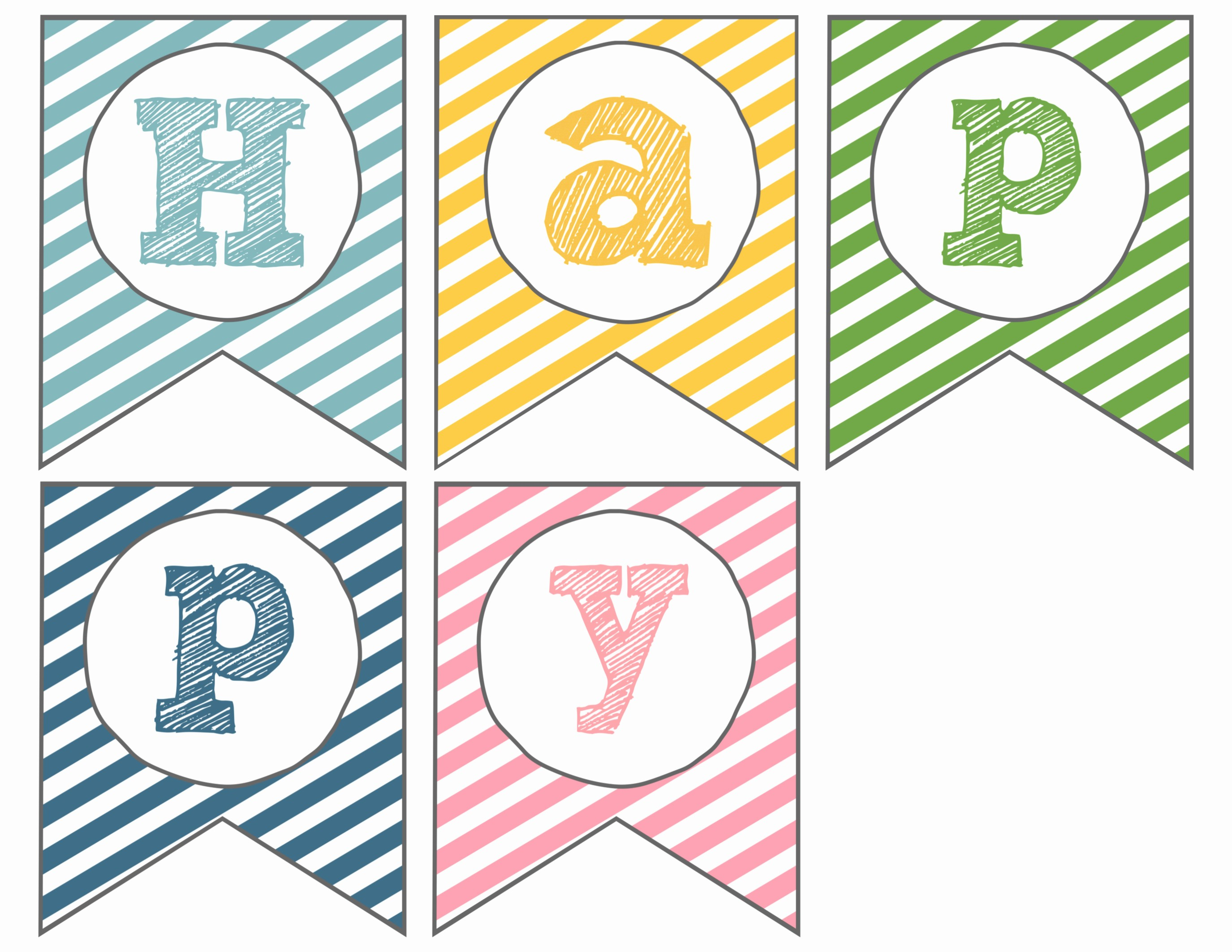 Happy Birthday Banner Print Out Best Of Easter Banner Free Printable Happy Easter Paper Trail