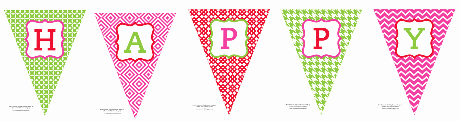 Happy Birthday Banner Print Out New Free Printable Happy Birthday Banner anders Ruff Custom