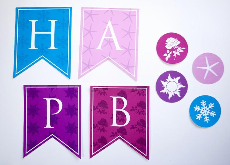 Happy Birthday Banner Template Printable Unique 8 Best Of Banner Templates Printable Pdf