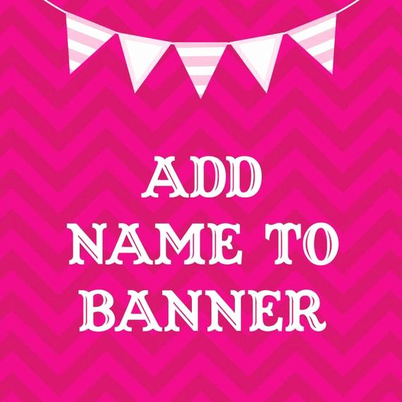 Happy Birthday Banner with Name Best Of Unavailable Listing On Etsy