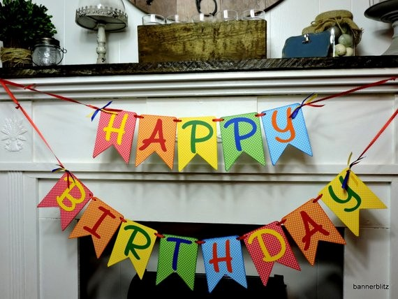 Happy Birthday Banner with Name Luxury Happy Birthday Banner Name Banner Custom Birthday Banner
