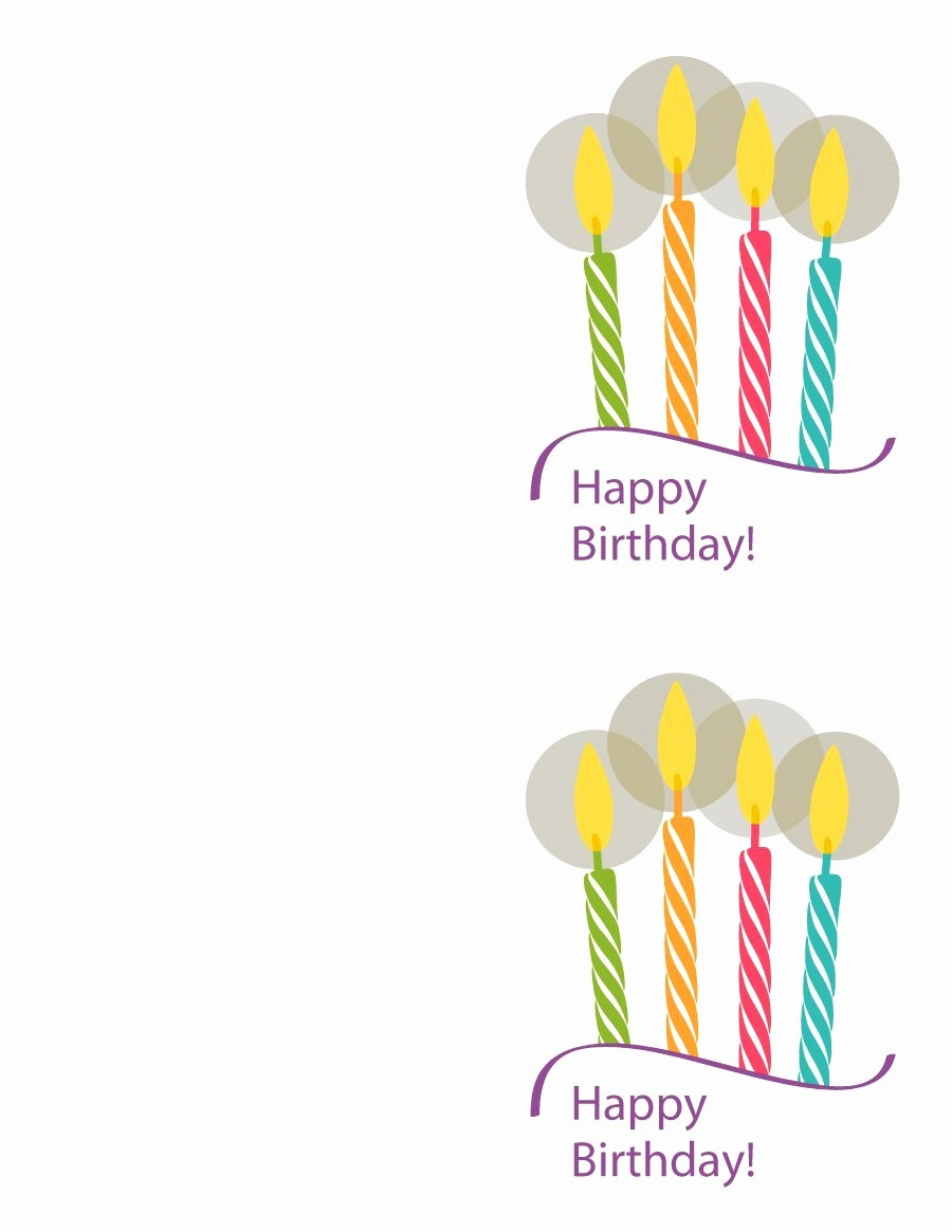 Happy Birthday Certificate Free Printable Awesome 40 Free Birthday Card Templates Template Lab