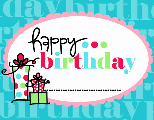Happy Birthday Certificate Free Printable Luxury 15 Free Birthday Printables I Heart Nap Time