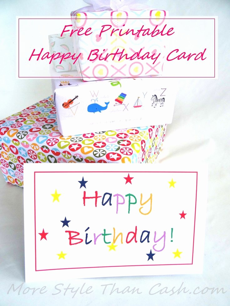 Happy Birthday Certificate Free Printable New 8 Best Images About Projects Printables More Style Than