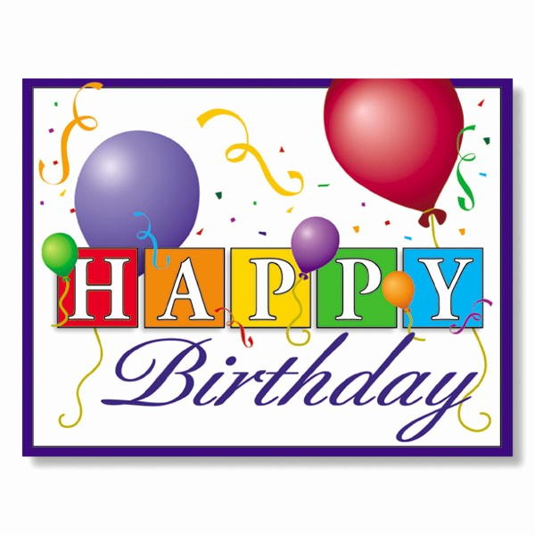 Happy Birthday From the Office Best Of Happy Birthday Balloons Employee Birthday Cards