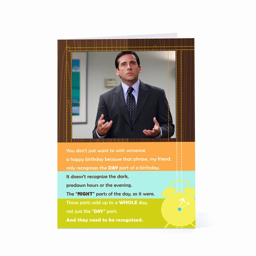 Happy Birthday From the Office Best Of the Fice Happy Birthday Quotes Quotesgram