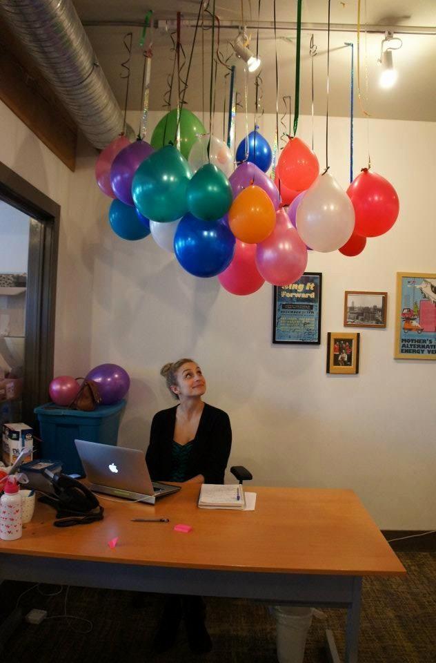 Happy Birthday From the Office Elegant Best 25 Fice Birthday Decorations Ideas On Pinterest