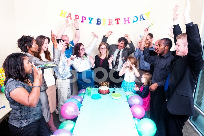 Happy Birthday From the Office Elegant Happy Birthday Fice Party Stock S Free