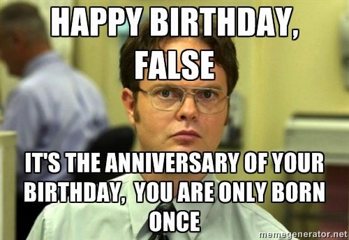 Happy Birthday From the Office Unique Dwight Happy Birthday Funny 39the Fice39 Meme Wood Stove