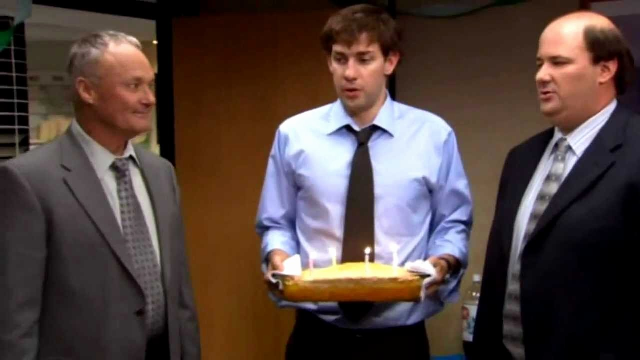Happy Birthday From the Office Unique the Fice Happy Birthday Dear Creed