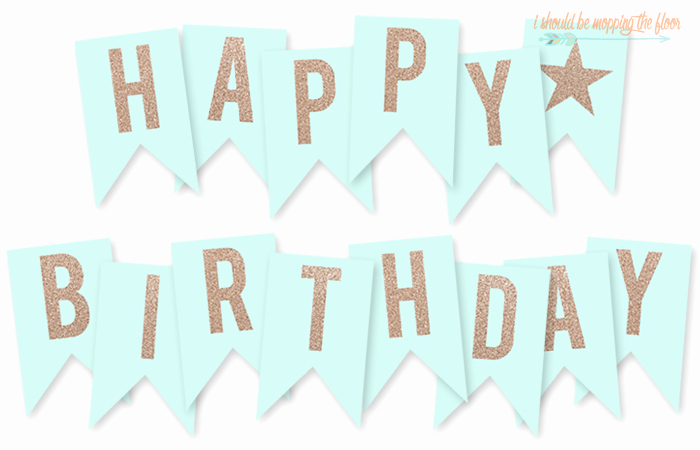 Happy Birthday Letters to Print Awesome Happy Birthday Letters to Print Printable 360 Degree