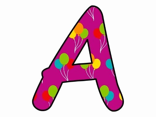 Happy Birthday Letters to Print Best Of Pretty Cool Printables Teaching Resources Tes